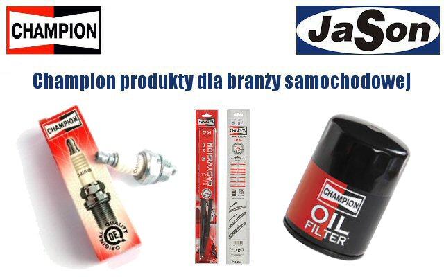 Champion produkty dla branży samochodowej