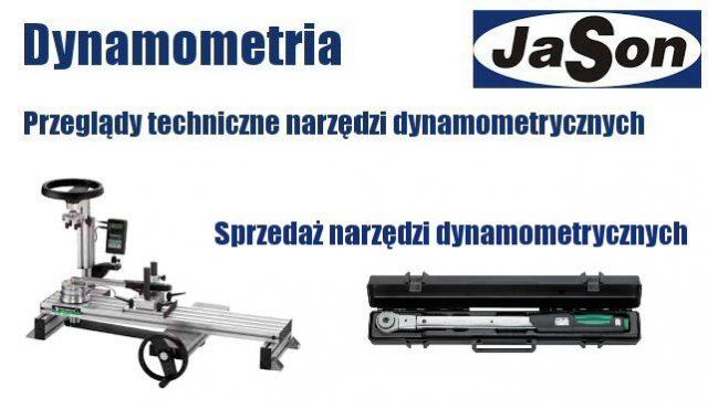 Dynamometria przeglądy techniczne narzędzi dynamometrycznych