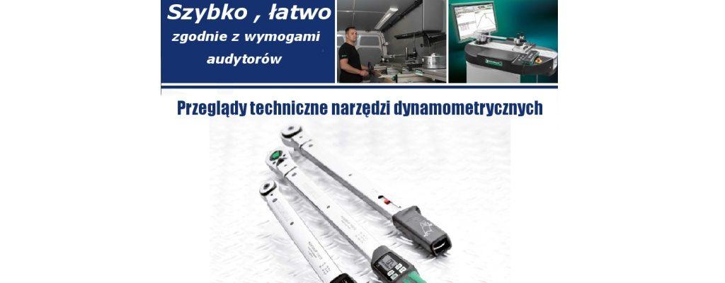 Przeglądy techniczne narzędzi dynamometrycznych