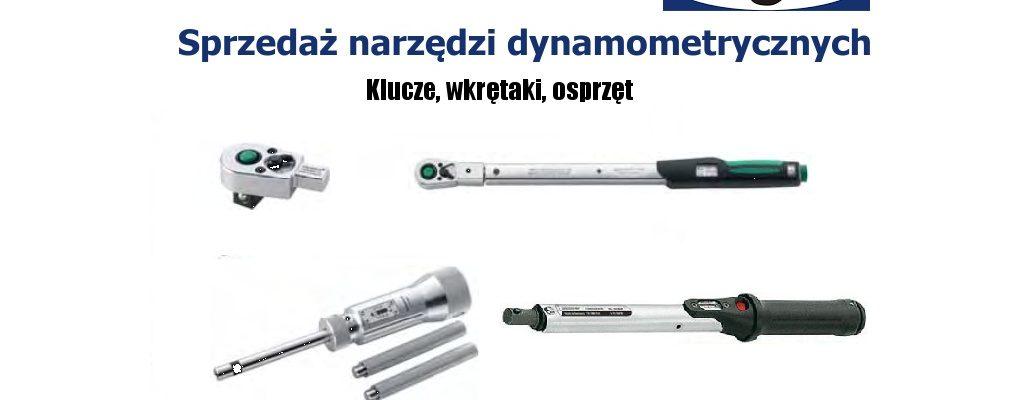 Sprzedaż narzędzi dynamometrycznych
