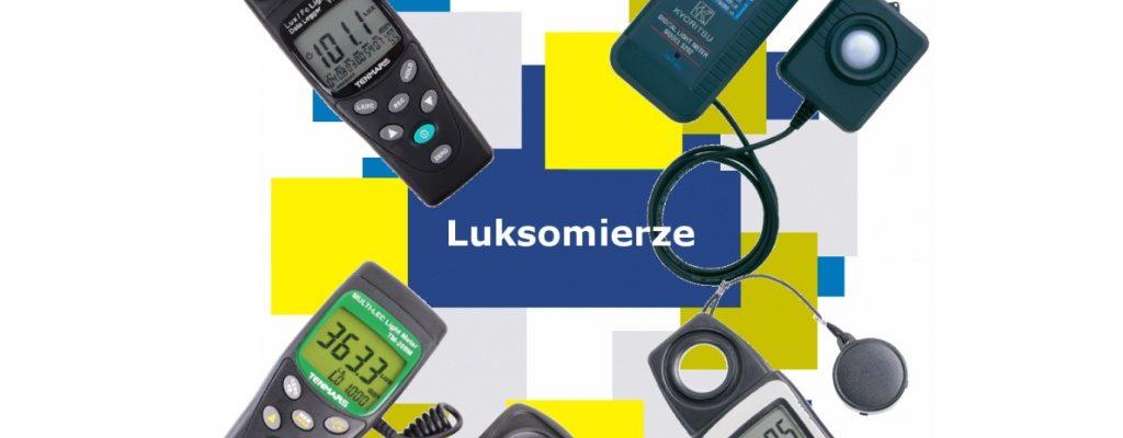 Luksomierze - luksometry