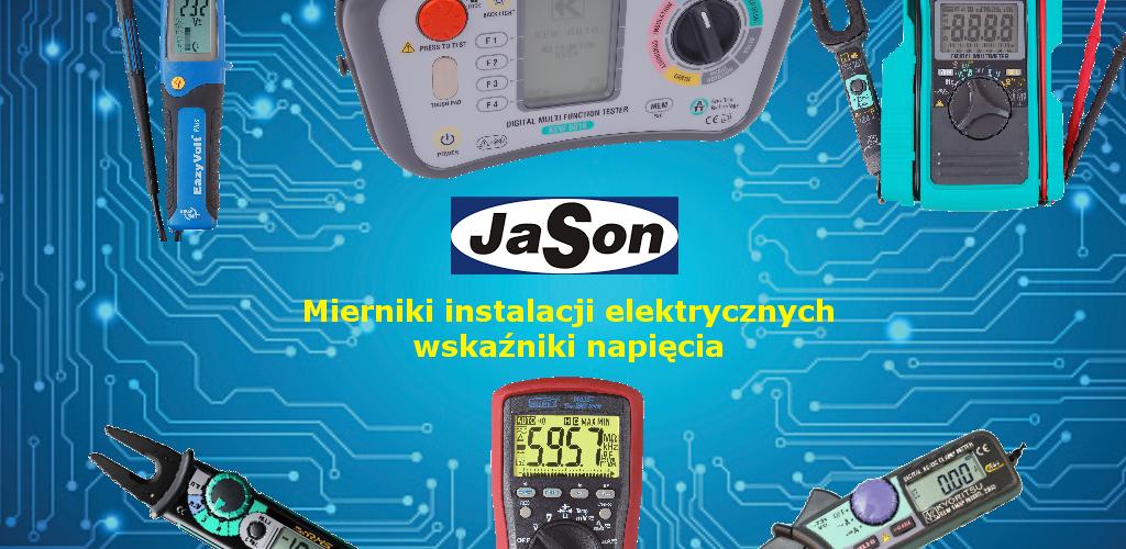 Mierniki instalacji elektrycznej i wskaźniki napięcia