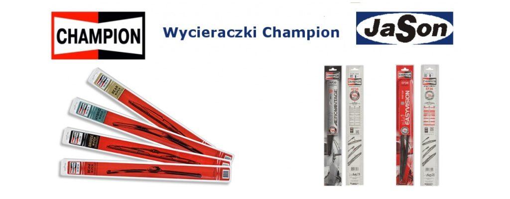 Wycieraczki Champion